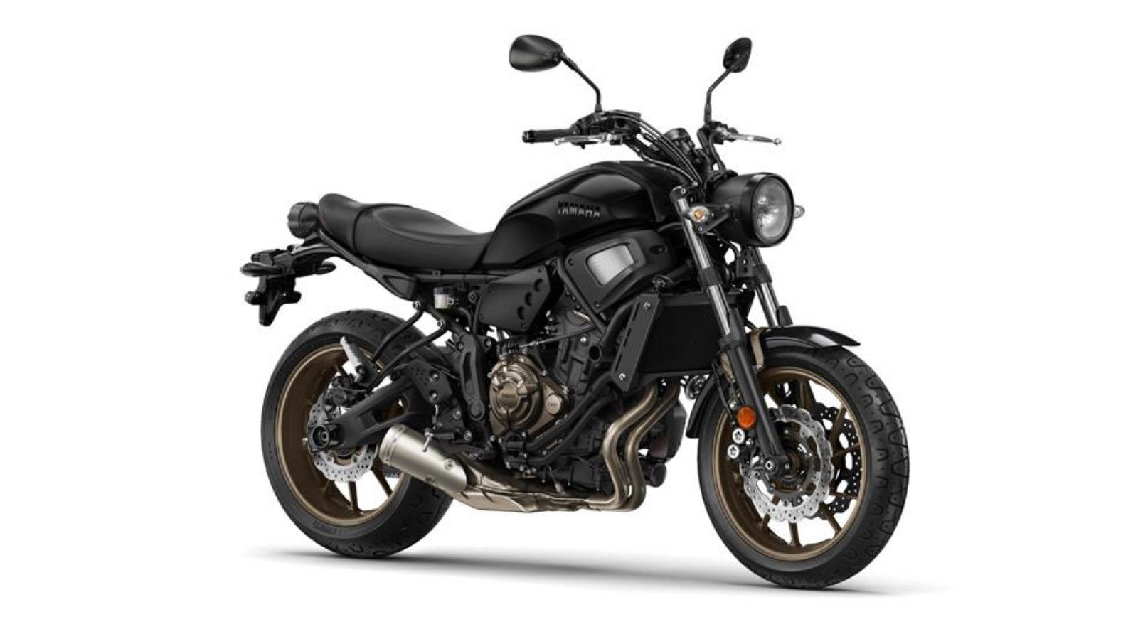 XSR700 ABS Modell 2018 TECH BLACK SOFORT!