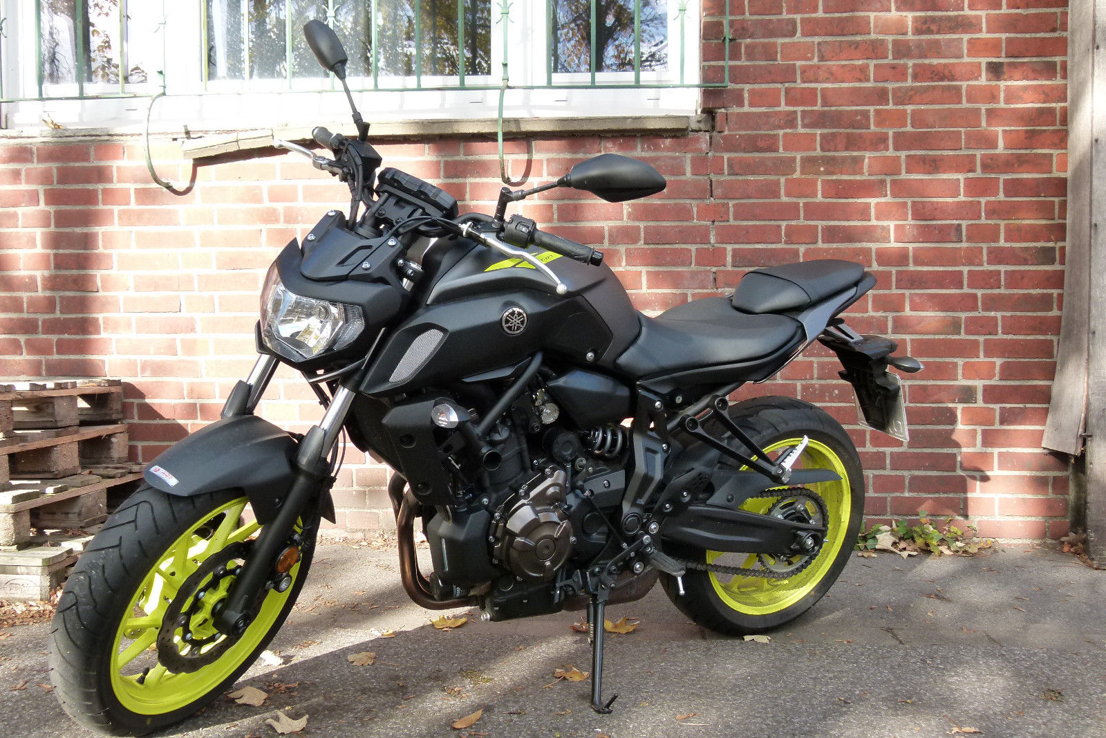 MT-125 ABS Modell 2018 SOFORT LIEFERBAR!