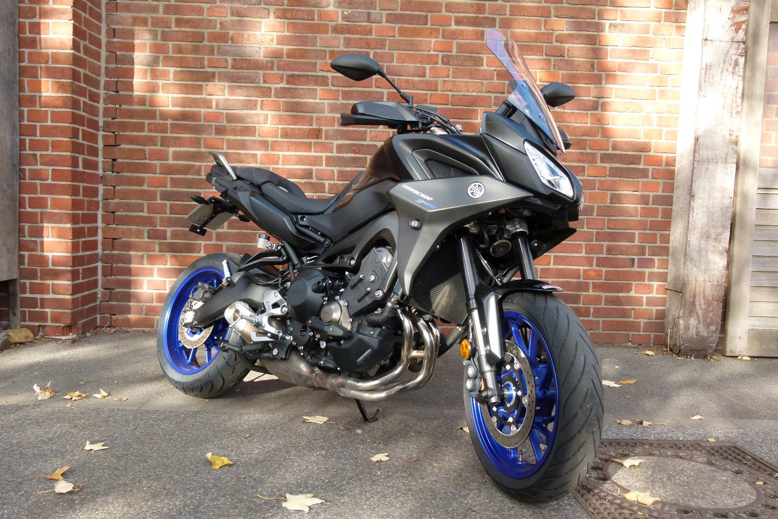 Tracer900  Modell 2018 Top Zustand