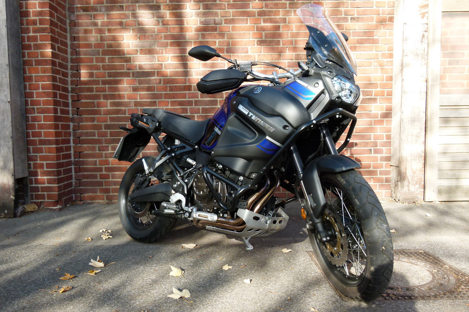 TRACER 900 MIT EXTRAS TOP!